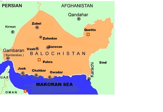 Long live free and united Balochistan