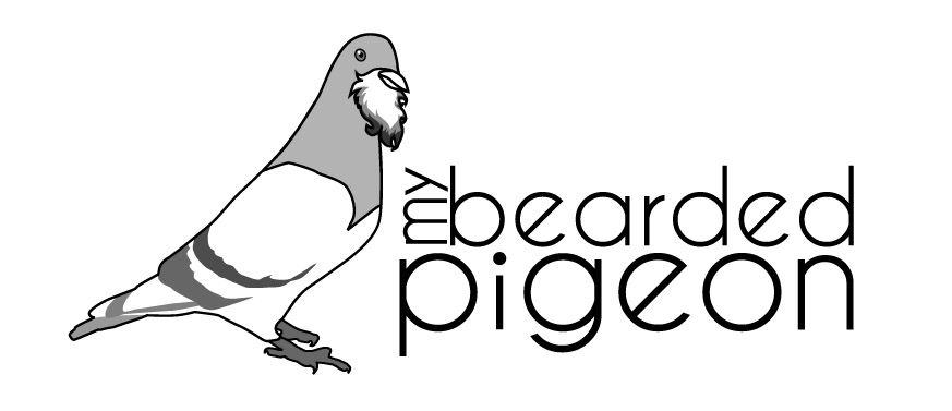 My Bearded Pigeon