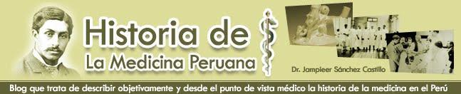Historia de la Medicina Peruana