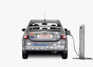 Toyota lance son programme mondial pour l'hybride rechargeable
