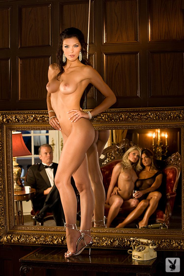 Adrianne Curry shaved pubes