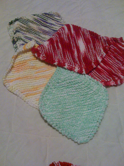 My Dishcloths