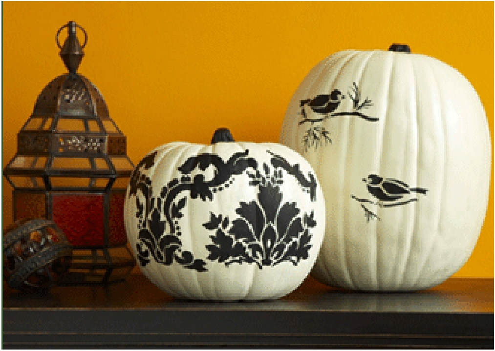 Life With The Welge 39 S Painted Pumpkin Ideas