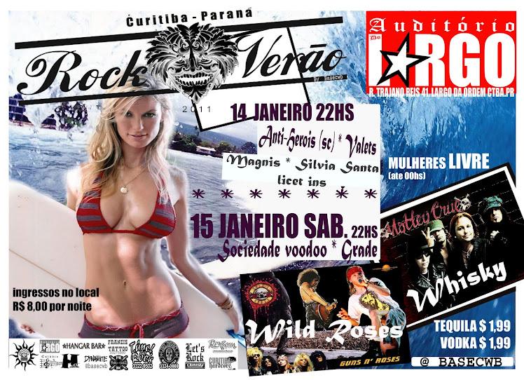 rock verão 2011