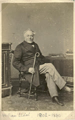 William Udal of Edgbaston 1802-1880, spouse of E14 Mary Anne Symonds