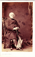 Mr Roper of Paris, photo taken 1872