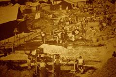 kimberley Mines circa 1880s