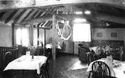 Old Wheel Tearooms, Church Street, c1934