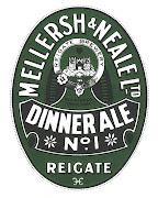 Dinner Ale No 1. c1935