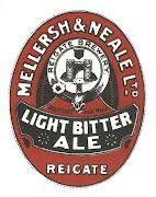Light Bitter Ale, c1935
