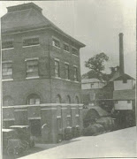 The Brewery yard, c1928