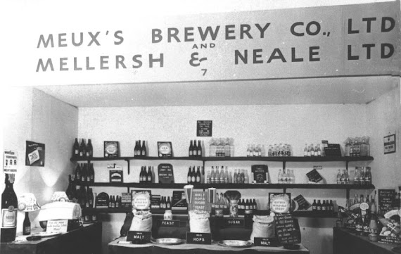 Mellersh & Neale's Trade Fair stand