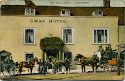 The Swan Hotel, Leatherhead, in the time of George Moore