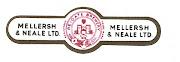 Mellersh & Neale neckstrap. c1930s