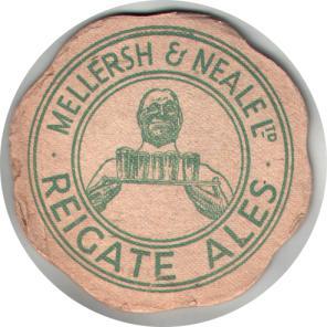 Mellersh & Neale Drip Mat c1935