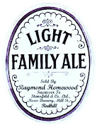 Raymond Homewood's Light Family Ale