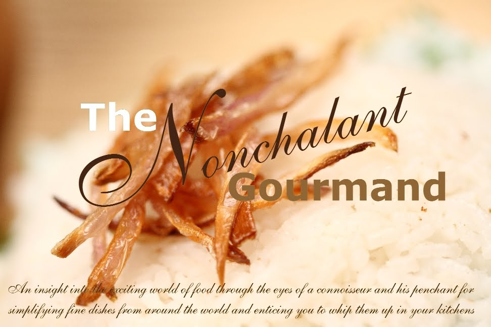 The Nonchalant Gourmand