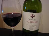 wine, corbieres
