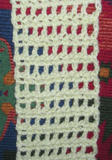 cotton blend scarf