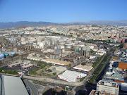 rodeaban las rutas y . vista aerea ciudad del este