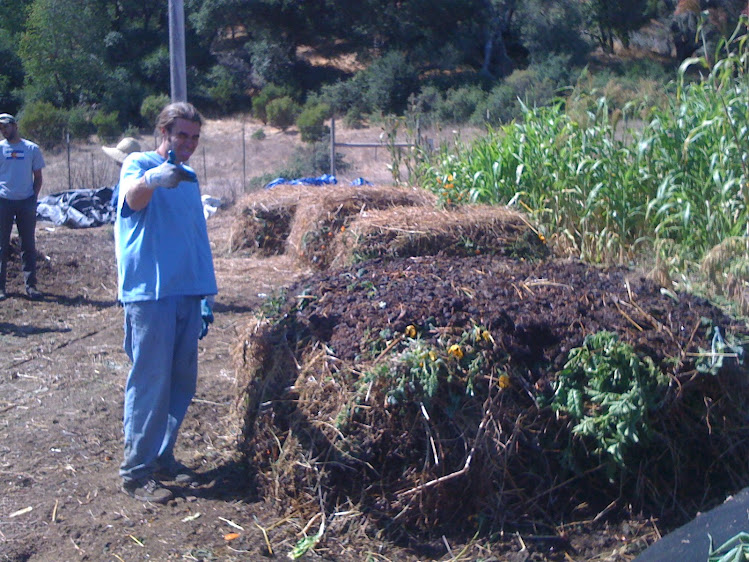 Jerry at Compost Piles