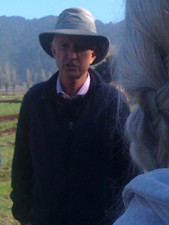 Warren Webber @ Star Route Farms
