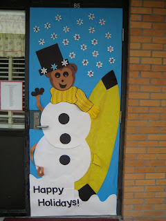 School Door Decorating
