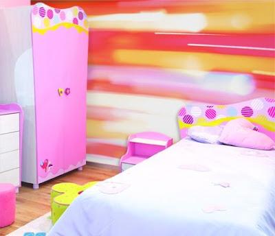 Wallpaper Girls Room