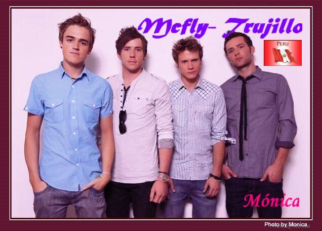 McFly - Trujillo Peru!