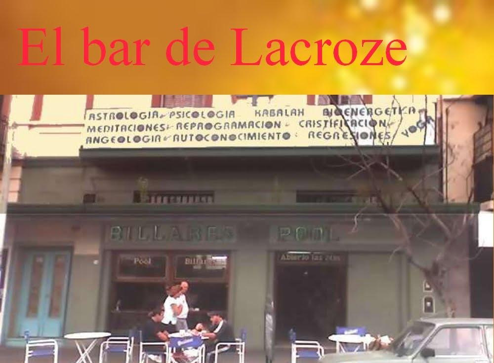 El bar de Lacroze