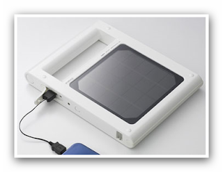 solar light USB gadget