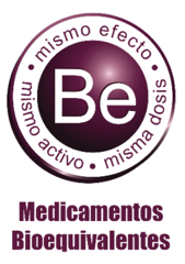 Bioequivalentes (Be)