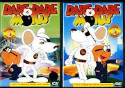 . les épisodes du dessin animé britannique DareDare Motus. (Danger Mouse) (img)