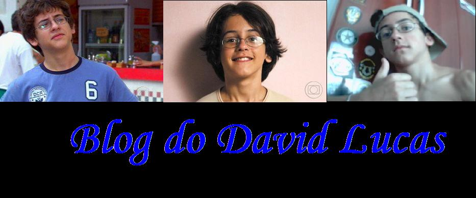 Blog do David Lucas