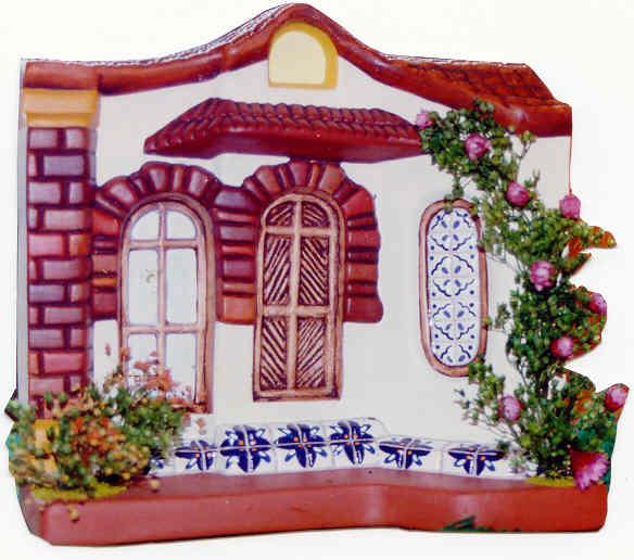 Cer mica dee dee fachadas for Fachadas de ceramica
