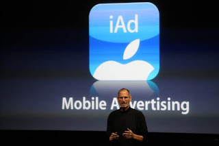 Apple introduced iAd