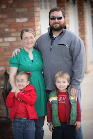Shumway Family December 2009