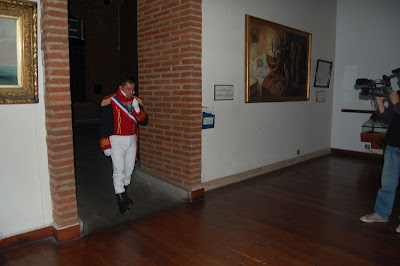 noche museo naval