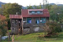 arquitectura Chonchi Isla De Chiloé