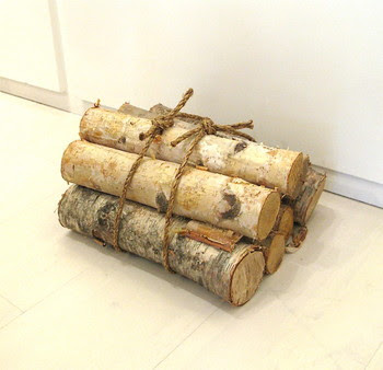 birch wood log bundles!