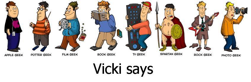 vicki says