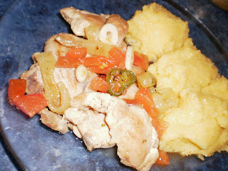 Articole culinare : Saramura de pui
