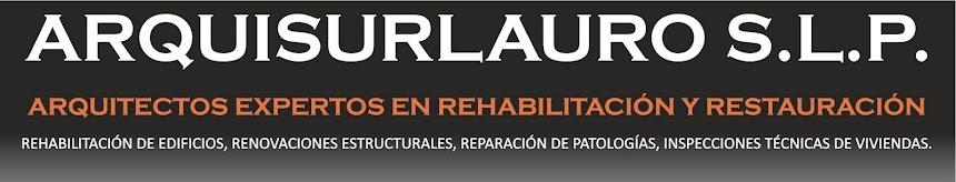 arquisurlauro rehabilitaciones