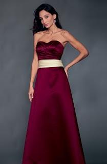 vestido+Vinho Os longos também arrasam!