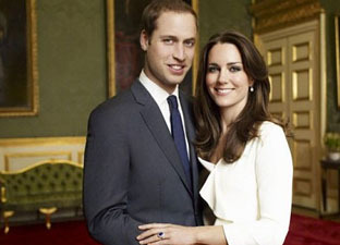 3 Agora é oficial: Noivado do Príncipe William e Kate Middleton!