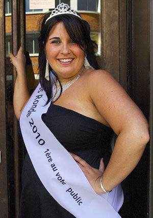 Miss Plump France 2010