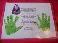 christmas tree handprint poem - photo #37