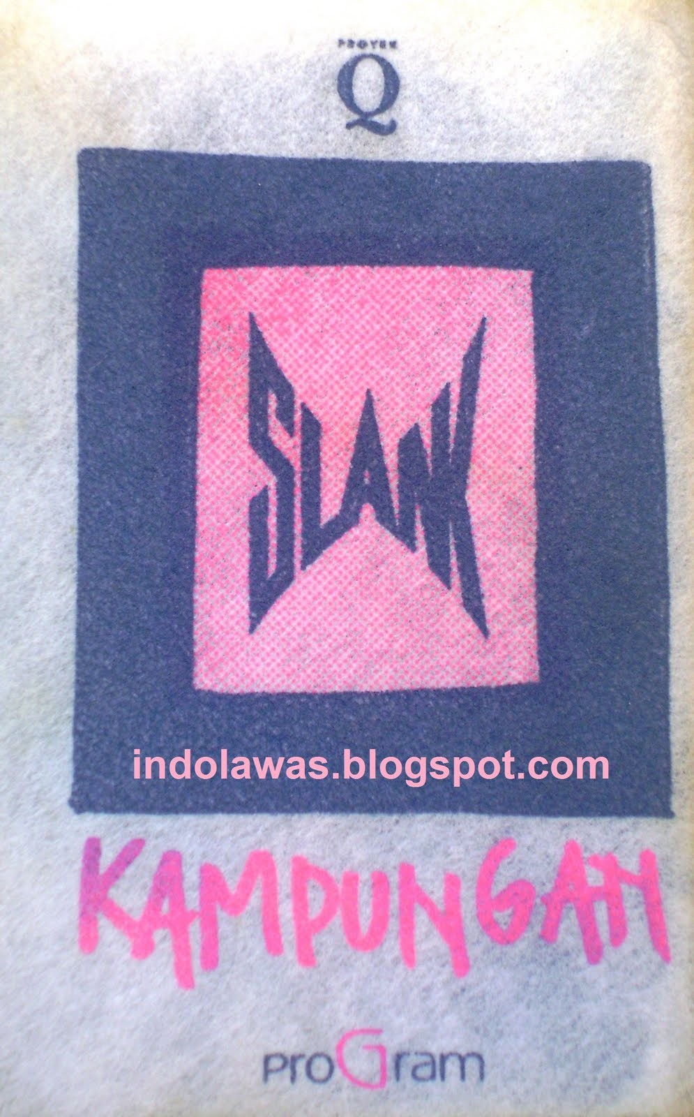 Download Kumpulan Lagu Full Album Slank