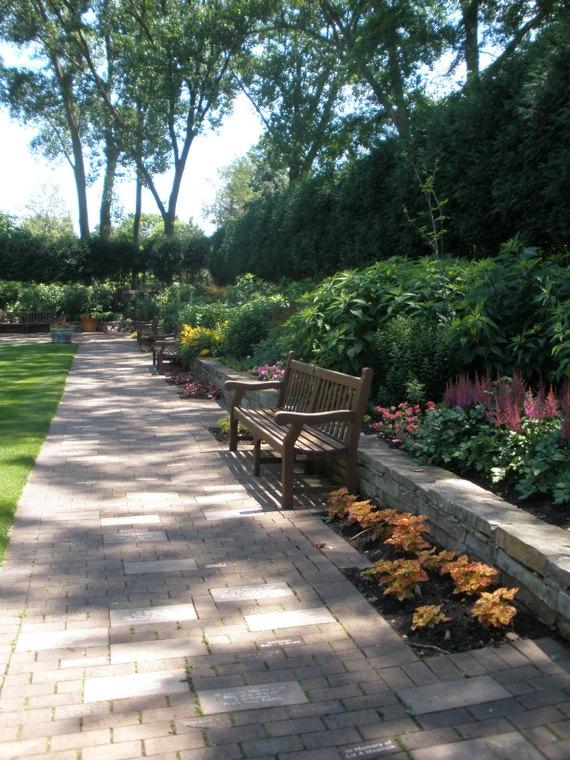 The Garden At Liberty Janesville Rotary Botanical Gardens