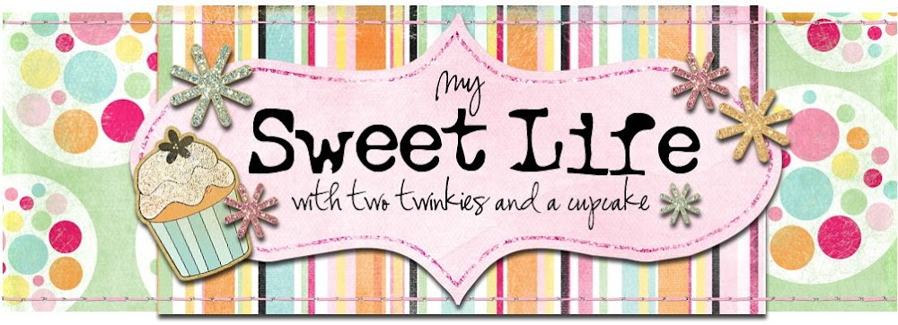 My Sweet Life (with Two Twinkies & a cupcake)